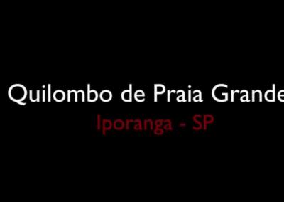 Produção do vídeo sobre o caso Laurindo Gomes
