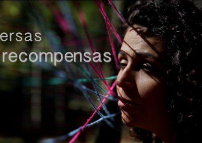 """Vídeo para a campanha de financiamento do CD """"À Margem"""" da cantora Mia"""