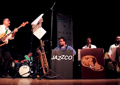 Três Jeitos – Banda Jazzcoo – Festival Coletivo2 #MusicaParaTodos